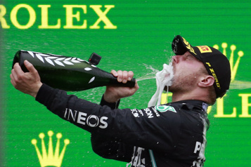 GrandPrix de Turquie Valtteri Bottas s'impose