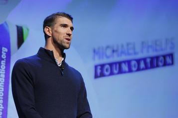 Michael Phelps appelle les athlètes à «prendre soin» de leur santé mentale