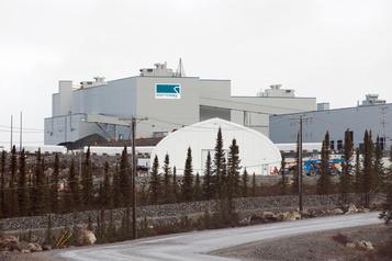 Industrie minière Reprise incertaine de la mine Renard: quand les diamants brillent moins)