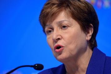FMI La directrice générale affaiblie après des révélations sur un rapport sur la Chine)