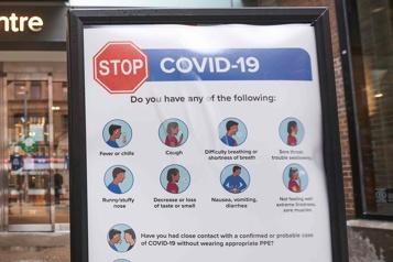 L'Ontario doit diminuer ses cas de COVID-19 pour déconfiner)