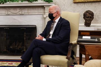 Visite du président du Kenya Joe Biden annonce de nouveaux dons de vaccins pour l'Afrique