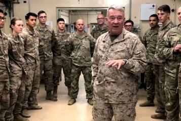Afghanistan Des renforts américains protègeront le retrait de la coalition)