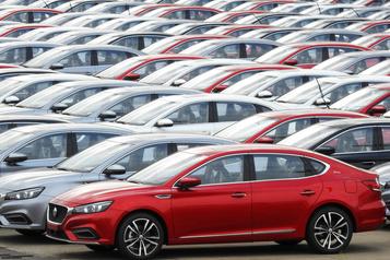 Moody's abaisse sa prévision des ventes de voitures à cause du coronavirus