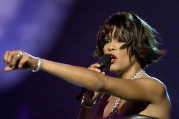 Whitney Houston tourne… en hologramme