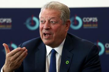 Al Gore à Montréal en mai