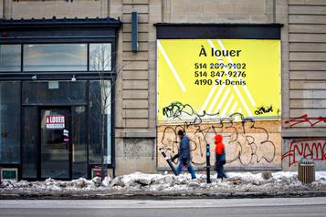 Locaux vacants: Montréal en quête de solutions
