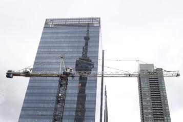 Hausse des ventes de logements neufs à Toronto