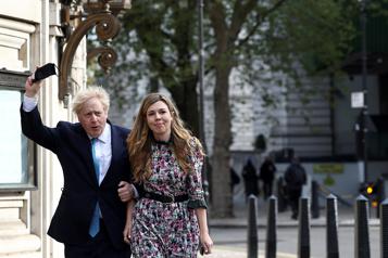 Royaume-Uni Boris Johnson, l'île Moustique etCarrie-Antoinette… )