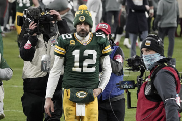 Packers «Il n'y a pas de raison pour que je ne revienne pas», dit Aaron Rodgers)