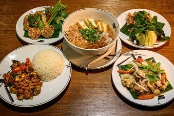 Le végétal s'invite dans la cuisine asiatique