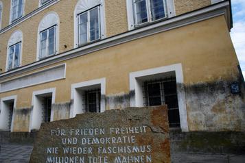 La maison natale d'Adolf Hitler va devenir un poste de police
