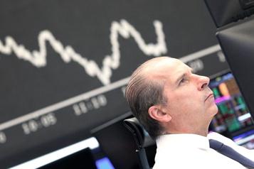 Les Bourses corrigent les survalorisations)