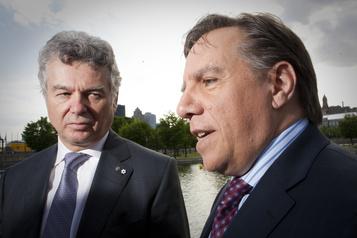 Fonds accordés à Charles Sirois: Legault en colère contre le Journal de Montréal