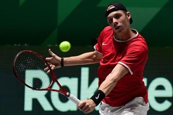 Coupe Davis: le Canada accède aux quarts de finale