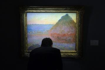 Enchères d'art: moins de ventes de plus de 30millions en 2019