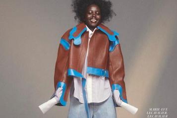 Une designer québécoise dans le British Vogue