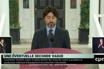 L'évolution de la chevelure de Justin Trudeau)