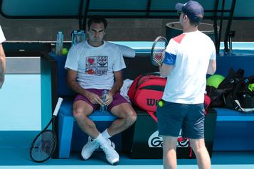 Internationaux d'Australie: tout ira bien, disent Federer et Nadal