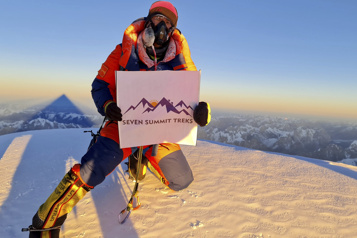 Ascension du K2 Les Népalais ont dû surmonter un vent et un froid «terribles»)