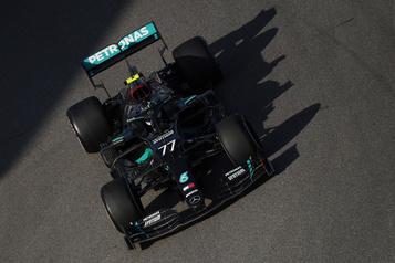 GP de l'Eifel de F1 Un membre de l'écurie Mercedes positif à la COVID-19)