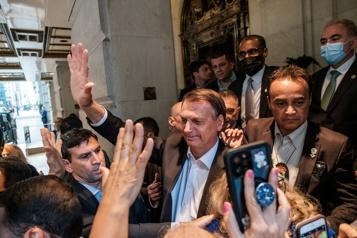 Brésil Il n'y aura pas de coup d'État, promet Jair Bolsonaro)
