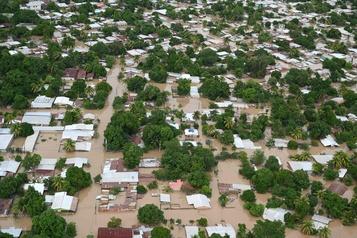 Le Nicaragua dresse un très lourd bilan après le passage de deux ouragans)