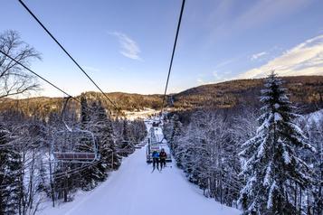 L'abonnement Ski Passe-Partout en vente dès le 31octobre)