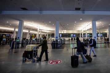 Prestation aux voyageurs Les données des vacanciers pourraient être examinées)