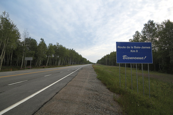 Travaux sur la route de la Baie-James Québec injecte 69,2 millions de plus)