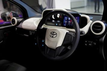 Toyota veut atteindre la neutralité carbone d'ici 2035)