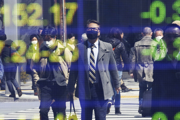 La Bourse de Tokyo démarre en trombe