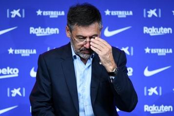 L'ancien président du FC Barcelone défend sa gestion