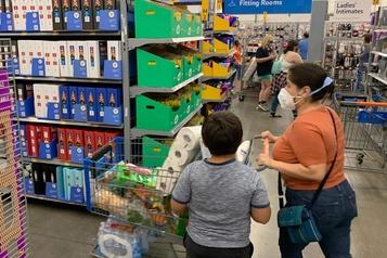 La confiance des consommateurs américains s'est dégradée en juillet)