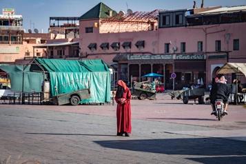 Crise sanitaire Le cœur de Marrakech à bout de souffle)