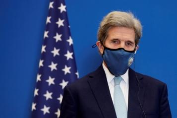 Climat «Assumez vos responsabilités», dit la Chine à John Kerry)