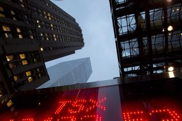 Wall Street en congé, Toronto festoie