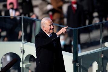 Joe Biden, 46eprésident «La démocratie a prévalu» )