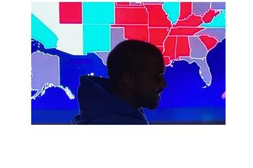 Kanye West donne rendez-vous aux électeurs en 2024)