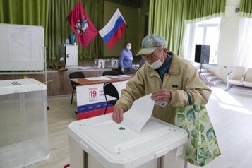 Élections en Russie La Comission électorale dénonce des cyberattaques de l'étranger)