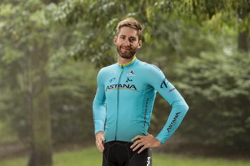 Hugo Houle participera au Tour d'Italie)