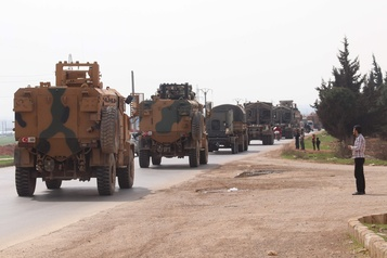 Syrie: accord russo-turc pour des patrouilles conjointes à Idlib