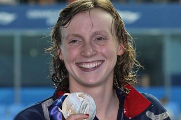 Natation Katie Ledecky vise deux médailles d'or le même jour aux Jeux de Tokyo)