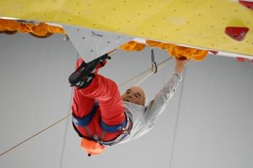 Marcel Remy, doyen des alpinistes suisses, continue l'escalade à 98 ans)