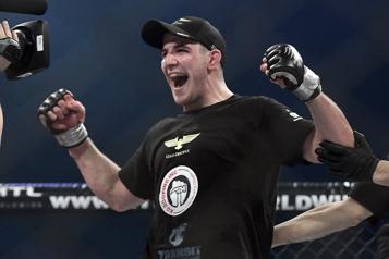 UFC Marc-André Barriault se battra en août)