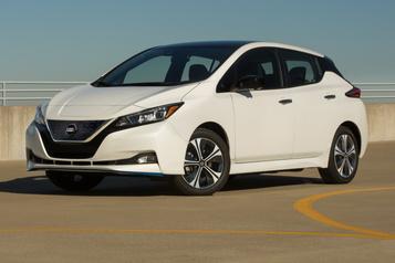 Essai routier La Nissan Leaf Plus s'adapte à la nouvelle donne)
