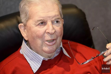 L'homme d'affaires Maurice Tanguay meurt à 87ans)