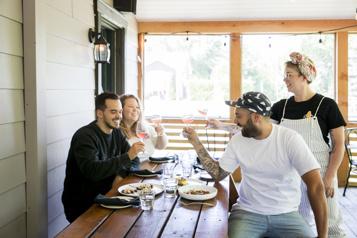 Lauriers de la gastronomie québécoise Des finalistes pour la relance de l'industrie)