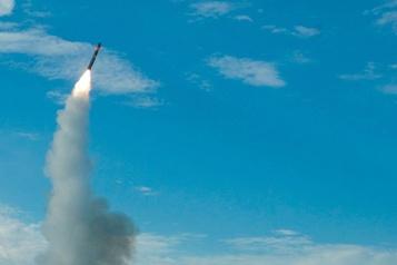 Les États-Unis testent un nouveau missile