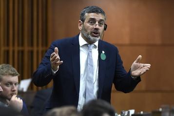 Le NPD expulse son député Pierre Nantel